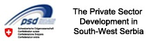 The Private Sector Development in South-West Serbia